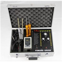 FORWARD GAUSS VR6000 underground metal detectors 45 meters deep 1500 m diameter detection range