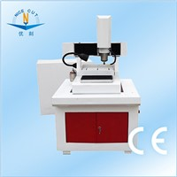 NC-A3040  3D 4 Axis Carving Milling Engraving Wood CNC Router Machine with Good Price