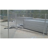 Canada style steel tube Removable temporary fence factory/Competitive price event  temporary fence