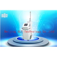 Active Q Switch ND YAG Laser Tattoo Removal  Machine With 7 Joint Arm Handle
