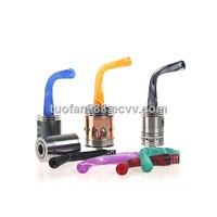 2014 fashion long style Viscolor 510 e pipe drip tips 510 XL Viscolor(ILIMY ) drip tips