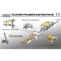 PVB Laminated Glass Machine PVB Production Line