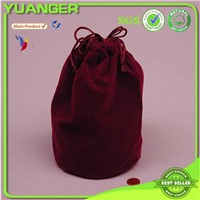 Cheap Packing Customized Logo Wholesale Beauty Gift Drawstring Bag