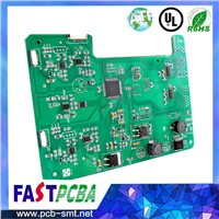 Specialize FR4 pcb board assembly manufacturer with aluminum substrate pcb board