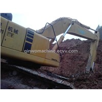 Supply used heavy construction  machines komatsu excavator  pc400
