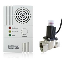 Kitchen LPG Natural Gas Detector Fire Alarm Test Precision Combustible Gas Leak Detector