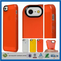 C&T New Arrival soft design case for iphone 5 TPU cell phone accessories