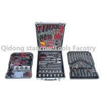 ST-428-186pcs hand tool case;tool trolley;hand tools