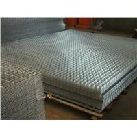 2m X1m Galvanised Welded Wire Mesh Panel