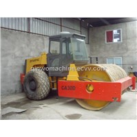Dynapac compactor used  road roller CA25D