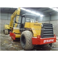 Dynapac road roller Ca25d ,used road roller