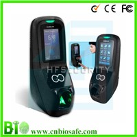 Face+Fingerprint+RFID Card Professional Access Control HF-FR701