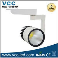 24W Bridgelux COB Led Track Light