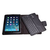 Removable Magnet Bluetooth Keyboard Case for ipad air
