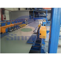 Automatic  continuous PU sandwich panel  production lin