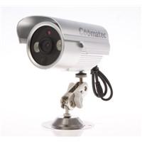 Coomatec DVRCam Mircro SD Card DVR CCTV camera WR Waterproof IR Led Array AV-OUT BNC C808B