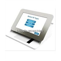 Desktop All in One photo touch Kiosk