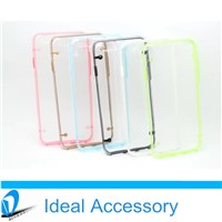 Ultra Thin Soft TPU Back Case Cover For iPhone6 6 Plus