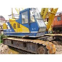used Kobelco 7055 crawler crane