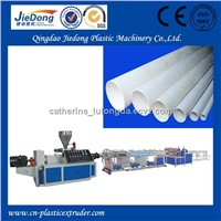PVC water supply pipe making machine/ pvc pipe making machine price