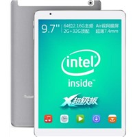 "2GB/32GB 9.7"" IPS WIFI Tablet PC 64Bit Intel Quad Core CPU Android 4.4.2"