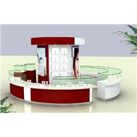 MDF display racks exhibition furniture for jewerlly, cosmetic, watch, display rack