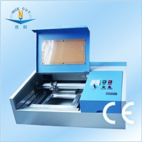 NC-S4040 CE Mini laser machine for engraving and cutting