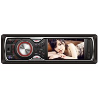 3 inch car radio mp5 player with rear view camera input
