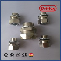 Brass Conduit Fittings-Nickel Plated/Straight female