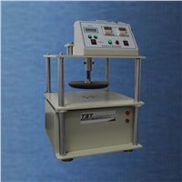 Foam compression tester by constant pounding-foam fatigue test equipment