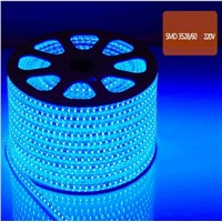 SMD3528 High Brightness flexible LED Strip with Blue light