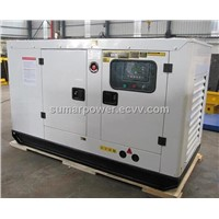 Soundproof  Diesel Generator Set Powered By Yangdong Engine