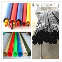 Extrusion high quality colorful PVC tube