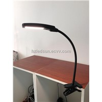 For Gift Promotion!!LS1007 LED Clip Desk Lamp,Reading Lamp Clamp,LED Table Lamp for Home