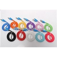Smile LED Light USB Cable for iPhone