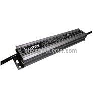 Waterproof 30W LED power driver,DC12V LED power supply