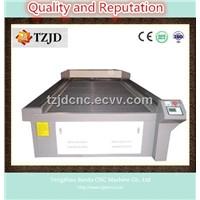 TZJD-1325L CO2 Laser Cutting Flat Bed machine