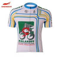 Chinese sportswear manufacturer custom long sleeve cycling jersey