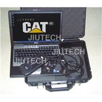 Excavator Scanner caterpillar Adapter III Comm 3 + laptop +CAT SIS 2014 +CAT Flash Software