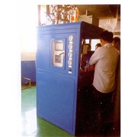Full-automatic gas mixture ratio cabinet