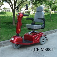 300W Red Electric Mobility Scooter