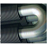 Air Cooling/Heat Exchanger High Performance Fins Tube