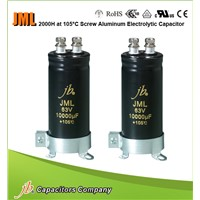 jb JML Screw Aluminum Electrolytic Capacitor