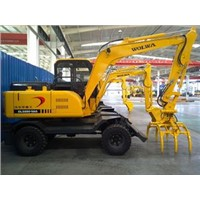excavator with loaders for sale
