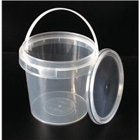 1Litre Plastic Bucket with Tamper Evident lid