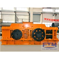 Good function rock two roll crusher