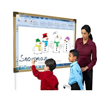 82' electromagnetic interactive whiteboard