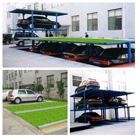 Pit-Lifting easy car parking equipment