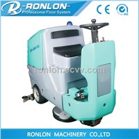 CE approved floor tile cleaning machine