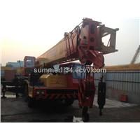 recondition Tadano crane 50ton truck crane